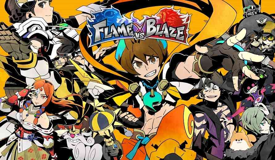 Square Enix Mobile MOBA Flame Vs Blaze Makes Its Way West This Year
