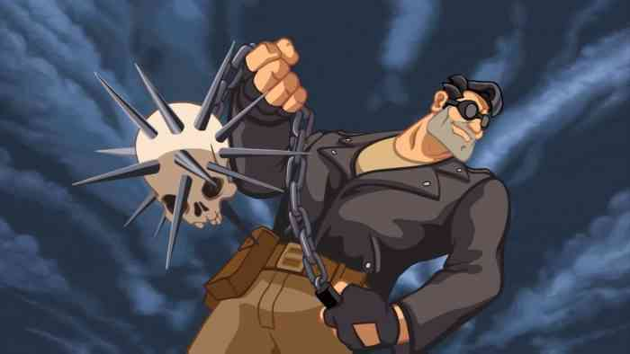 Full Throttle Remastered is coming in April