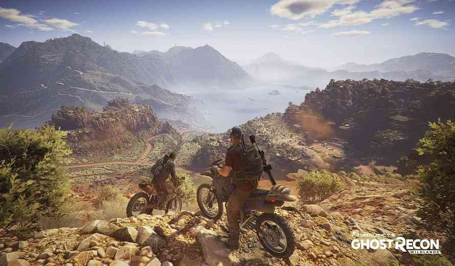Ghost Recon Wildlands' Latest Update Adds Guerrilla Mode & a New PvP Class