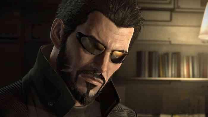 Deus Ex: A Criminal Past Screen