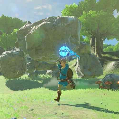 The Legend of Zelda: Breath of the Wild Feature