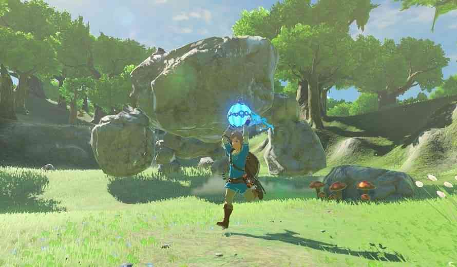 Persistent Player Opens Impossible Chest in Breath of the Wild