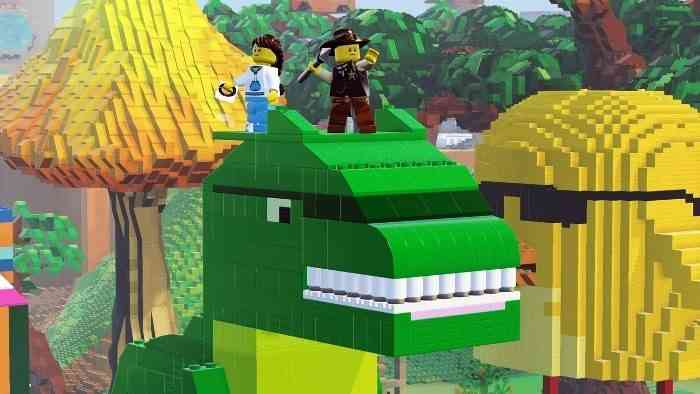 Lego Worlds Screen 2