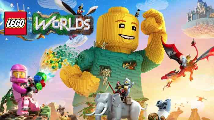 Lego Worlds Top
