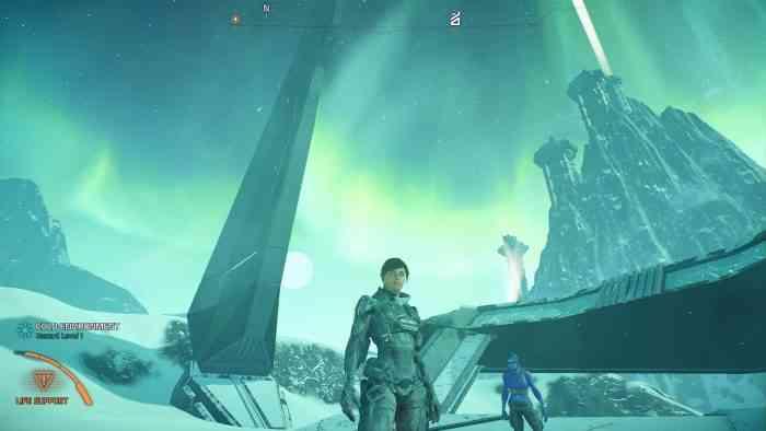 Mass Effect Andromeda Top