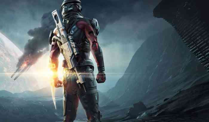 ps4 deals Latest Mass Effect Patch