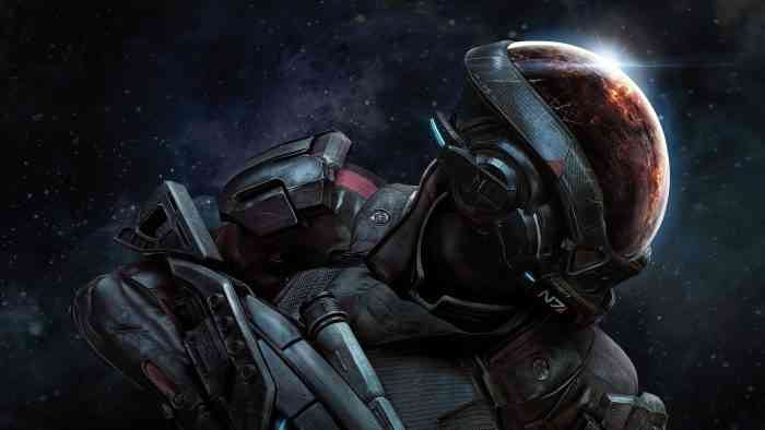 Mass Effect Hero