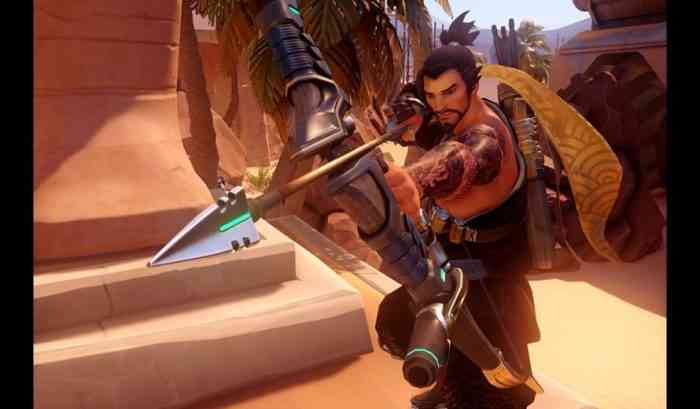 Hanzo Main Overwatch