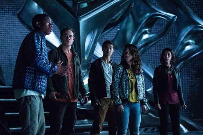 Power Rangers Movie Pic