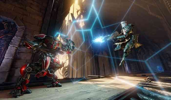 You can now sign-up for the Quake Champions closed beta