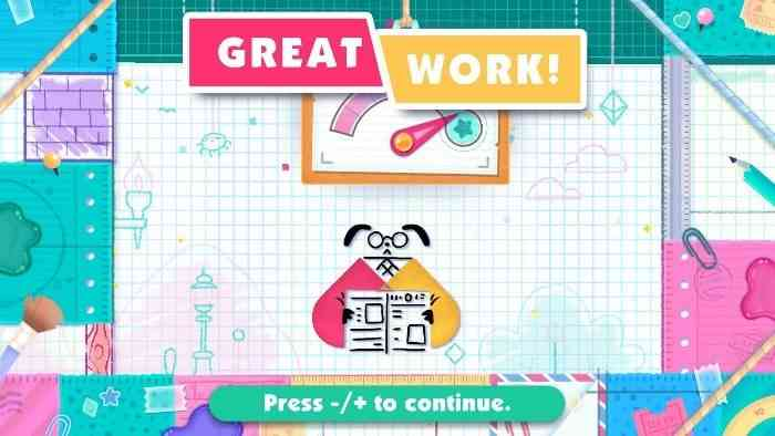 Snipperclips Screen 2