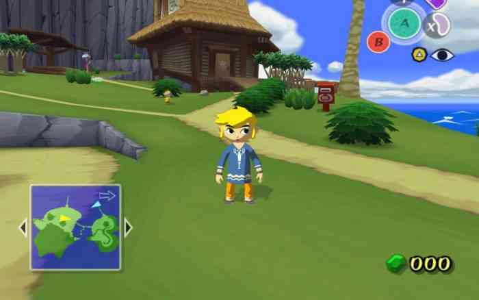 GameCube Feature Screen 19