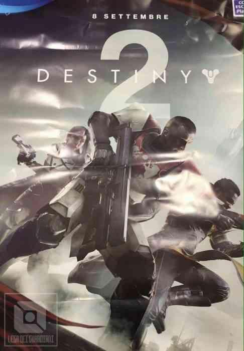 Destiny 2 Promo Art