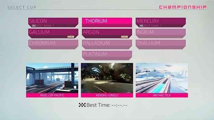 Fast RMX tracks