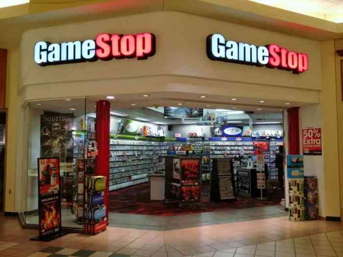 Gamestop Fiscal Woes