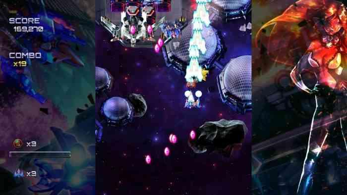 ghostblade hd top screen