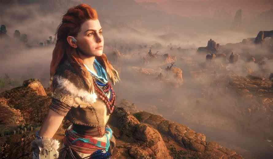 New Horizon Zero Dawn Update Let's You Strike Poses with Aloy