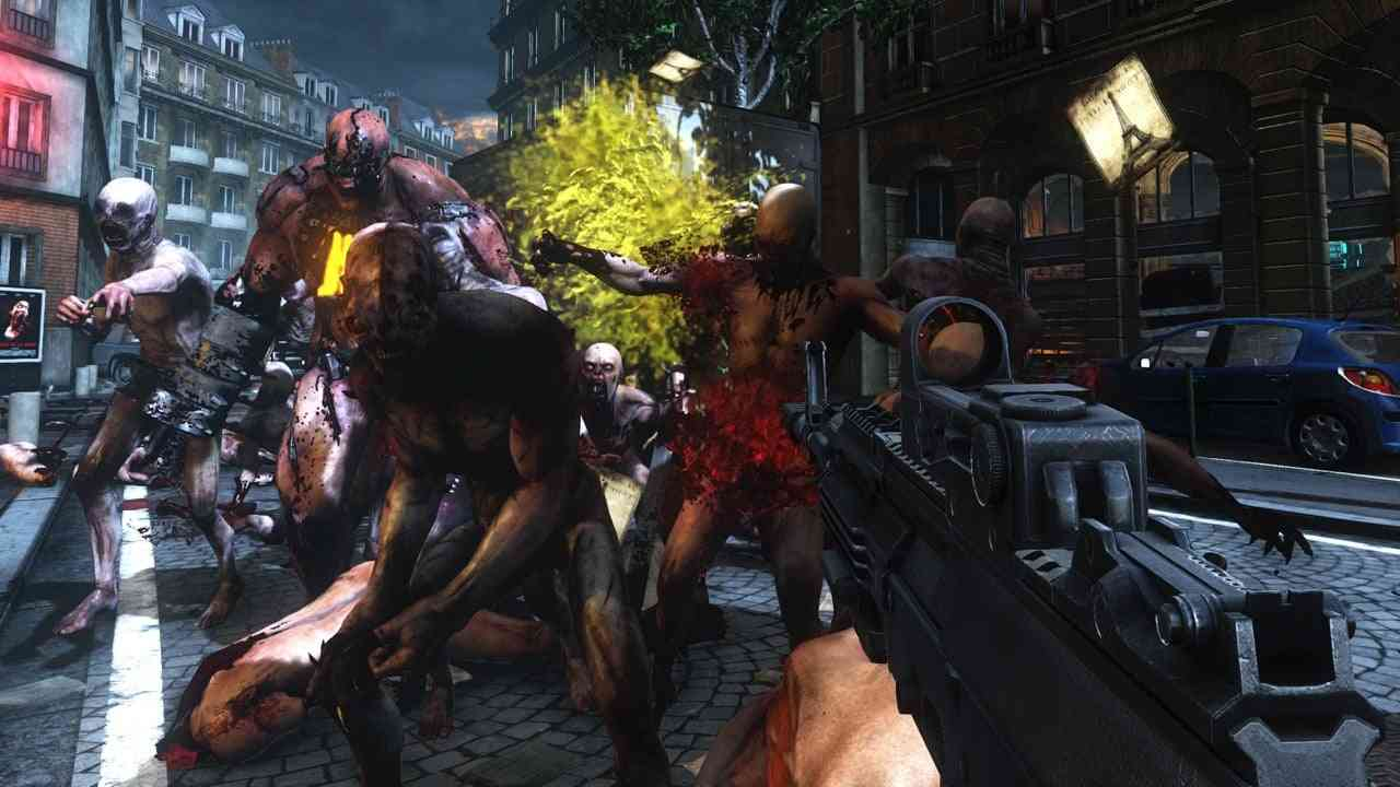 Trouble on the killing floor 2 for xbox one x the first for Killing floor xbox one