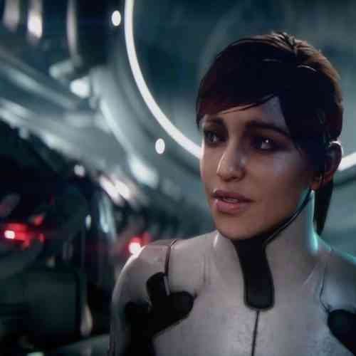 Mass Effect Series Mass Effect Andromeda Animator Hainly Abrams