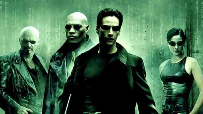 Matrix Reboot