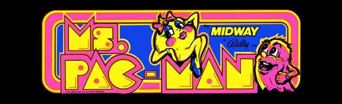 ms pac man