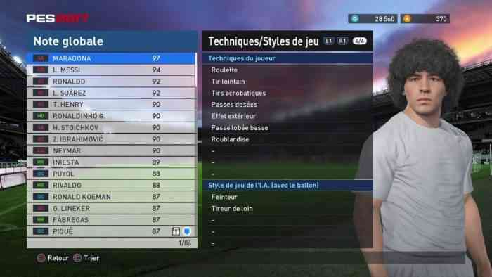 PES 2017 Publisher Being Sued by Football Legend