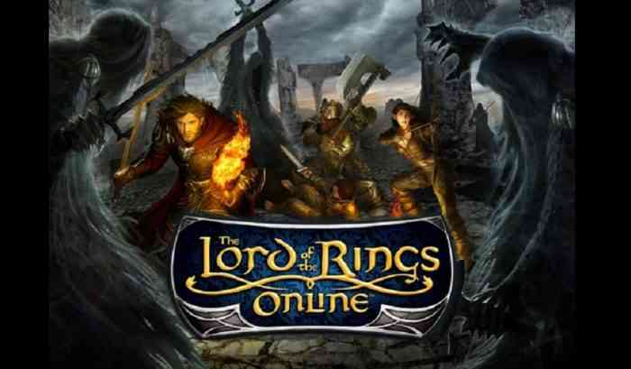 the lord of the rings online featured