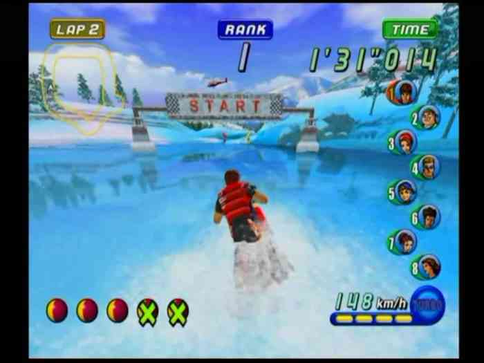 GameCube Feature Screen 7
