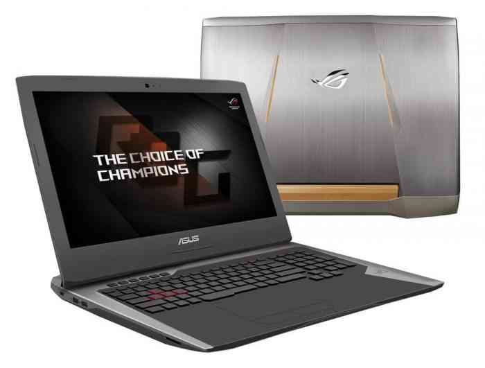 "ASUS ROG G752VS 17.3"" Gaming Laptop"