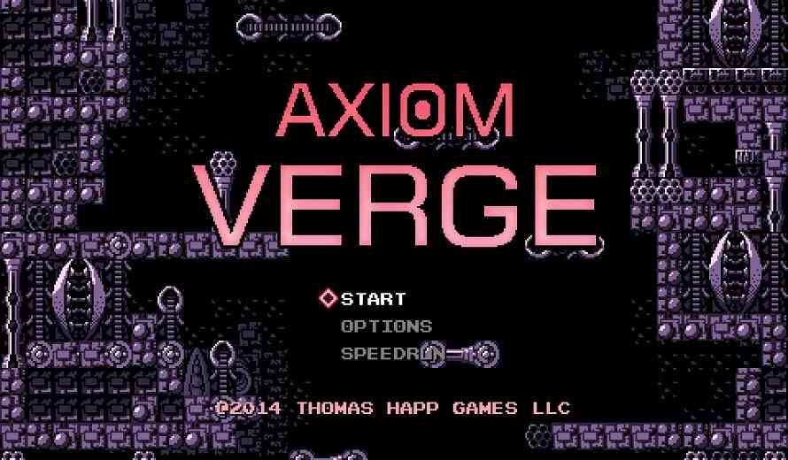 Axiom Verge Finally Coming to Switch with Neat Multiverse Edition