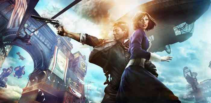 BioShock Infinite Top Screen