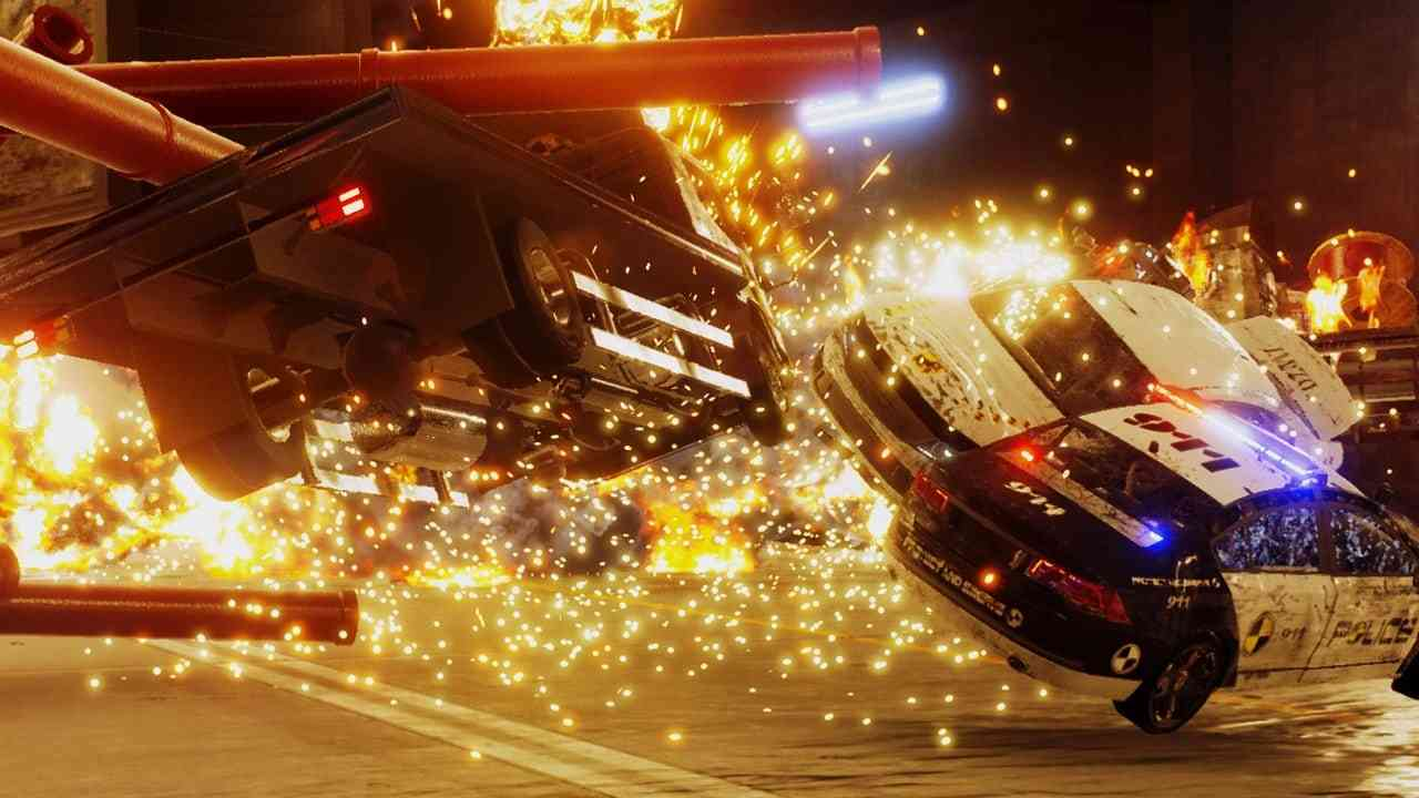 Burnout's Crash Mode is getting its own game
