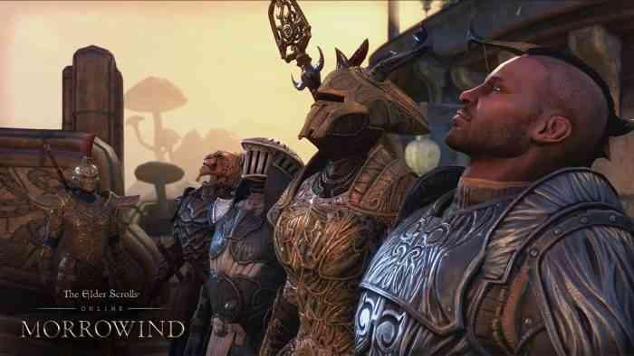 Elder Scrolls Online: Morrowind Top