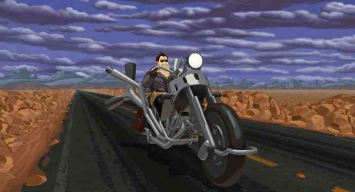 Full Throttle Remastered Screen 2