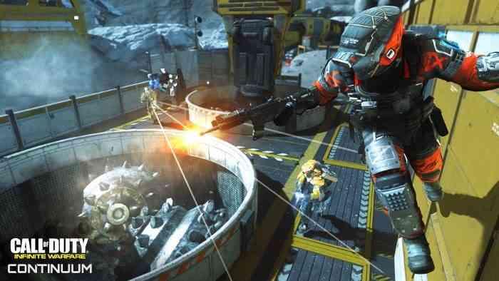 Continuum DLC Screen