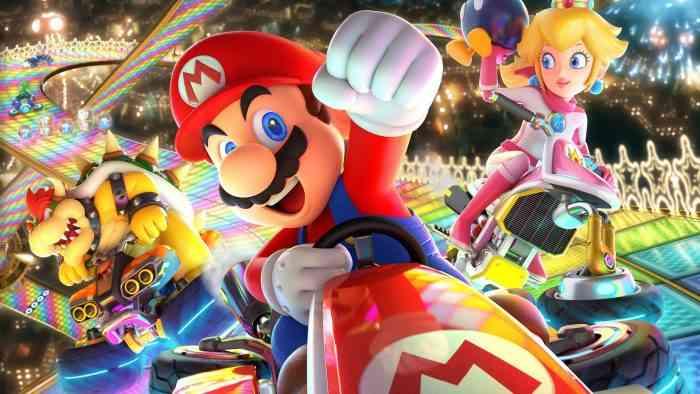 Mario Kart 8 Deluxe Hero