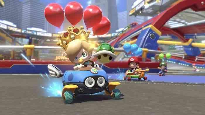 Mario Kart 8 Deluxe Pic