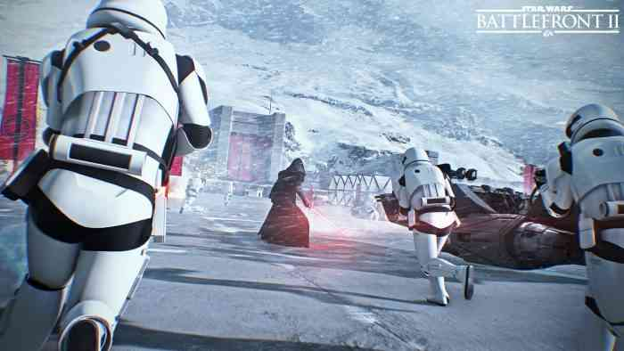 e3 2017 Star Wars: Battlefront 2 feature