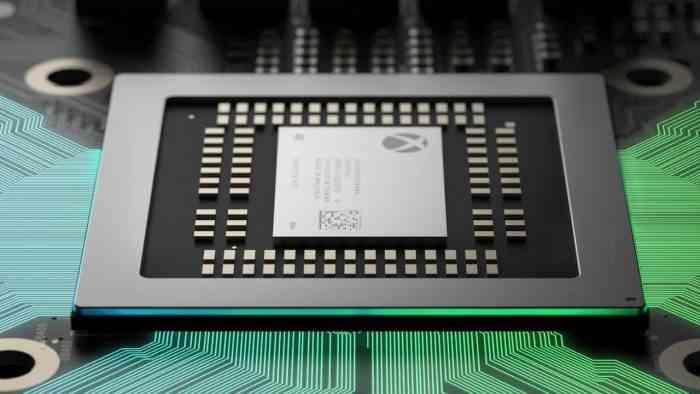 Scorpio 12 GB GDDR5