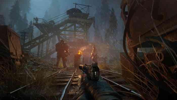 Sniper Ghost Warrior 3 Top Screen