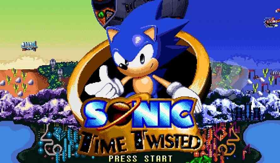 Sonic the Hedgehog Time Twisted Is a Fan-Made Blast to the Past