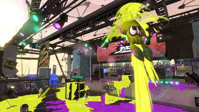 Splatoon 2 Map Rotation New Splatoon 2 Stage