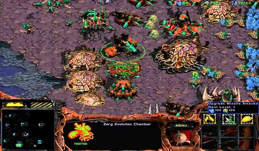Starcraft & Brood War Expansion Are Officially Free to Download