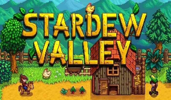 Stardew Valley Beach Farm