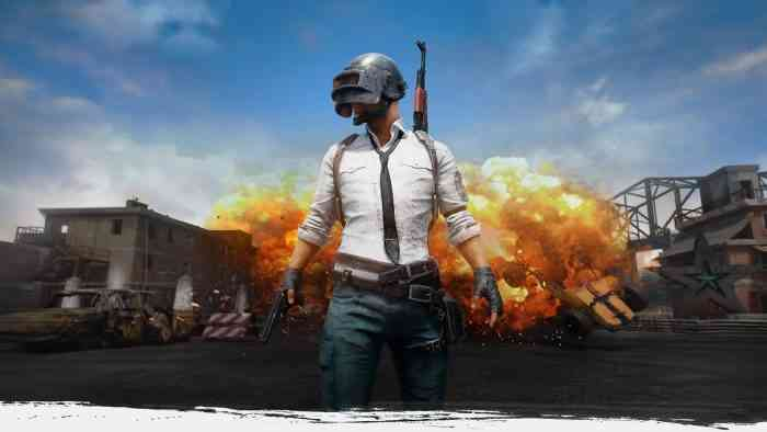 pubg first person servers Battlegrounds