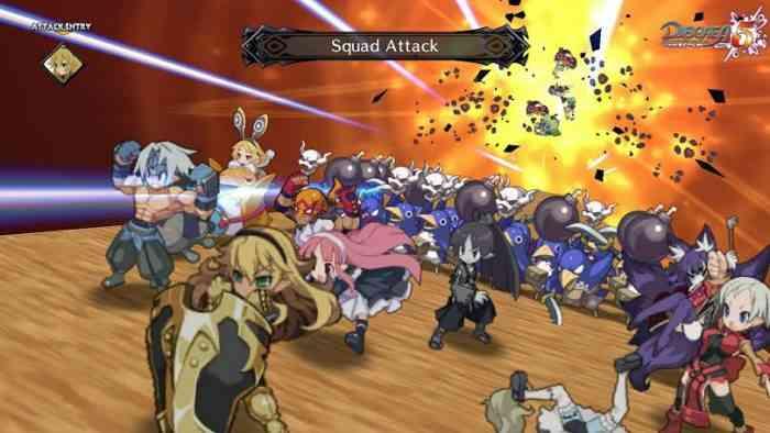 disgaea 5 action