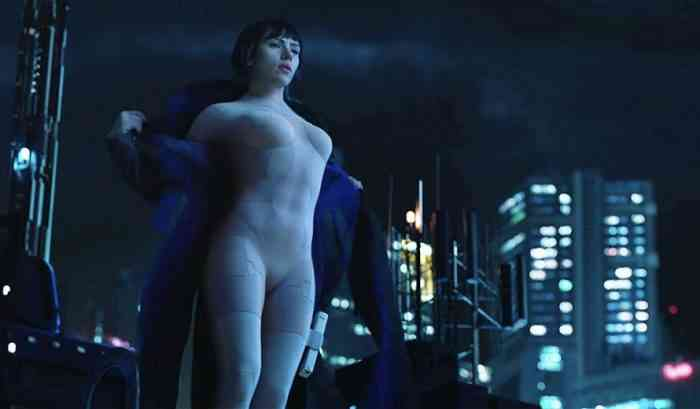 Ghost in the Shell Featured