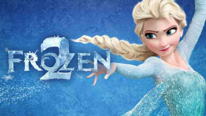 Disney movies, including 'Frozen 2,' get release dates