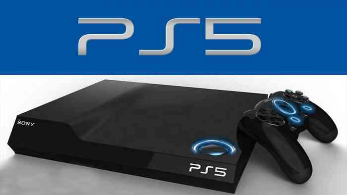 ps5 playstation 5 top screen