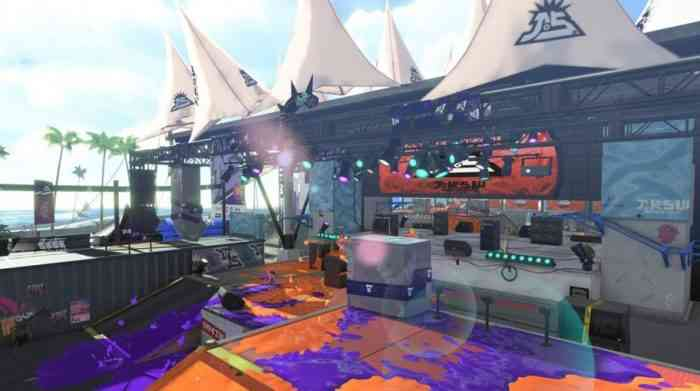 New Splatoon 2 Stage
